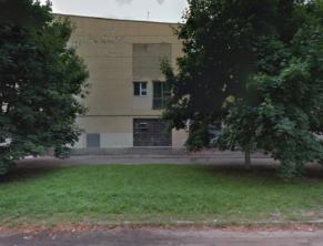 Дворец спорта, Полтава, реконструкция, тендер