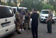 """""""Укрпошта"""", нападение, задержаны преступники"""